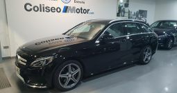 MERCEDES C220d 170CV STATE 7G-TRONIC PLUS AMG
