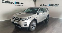 LAND ROVER DISCOVERY SPORT 180CV 4X4 HSE LUXURY 2017